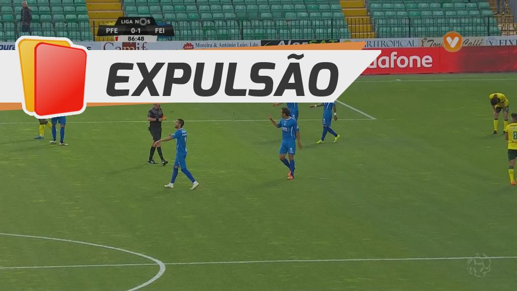 Ferreira Feirense goals and highlights