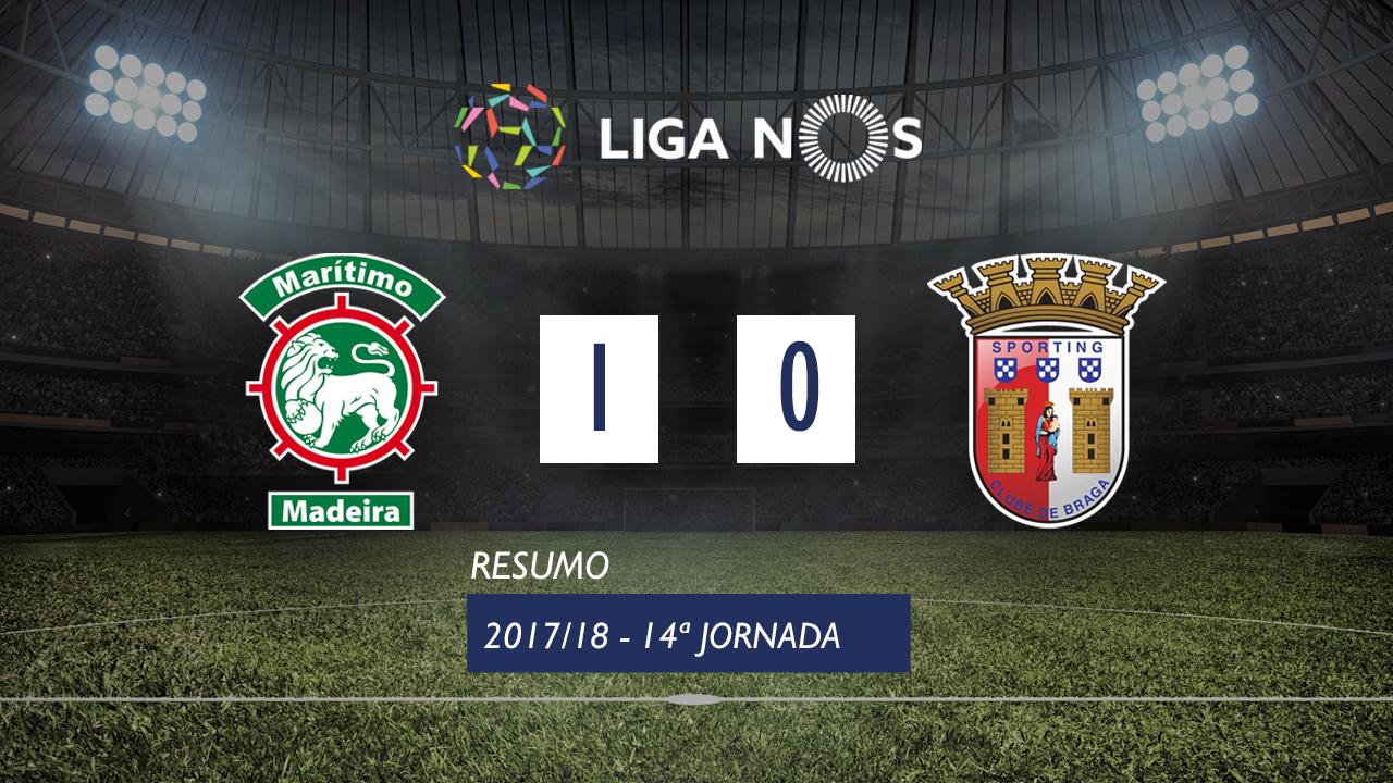 Maritimo Braga goals and highlights