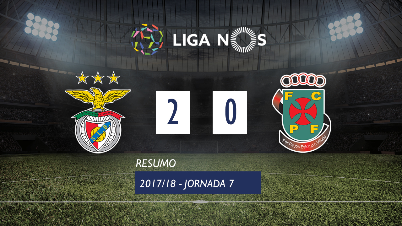 Benfica Ferreira goals and highlights