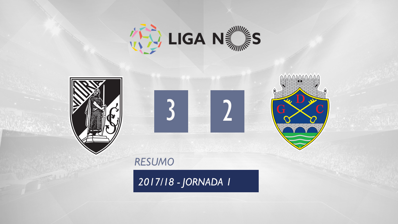 Guimaraes Chaves goals and highlights