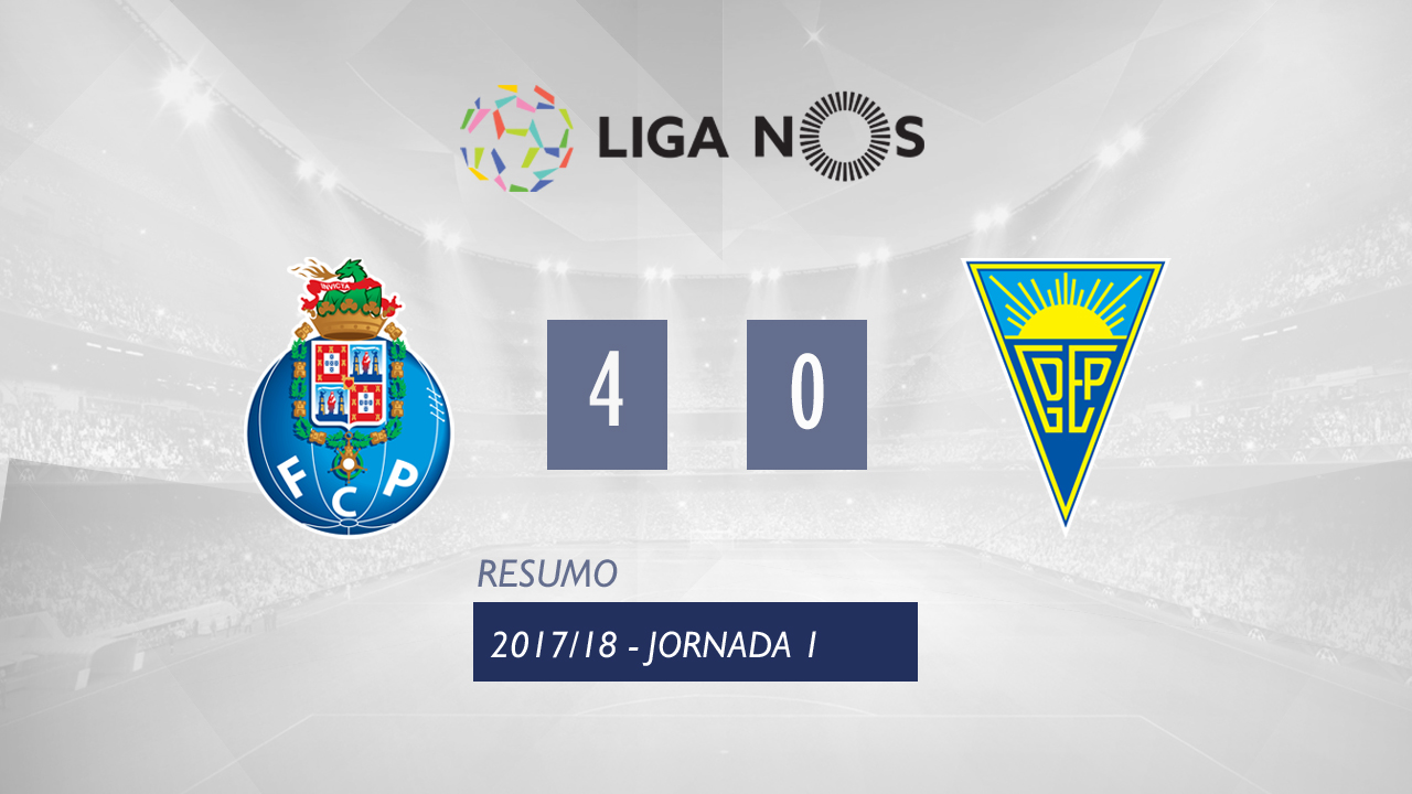 FC Porto Estoril goals and highlights