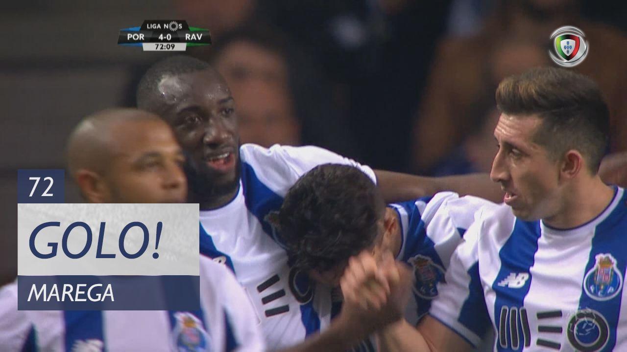 FC Porto, Marega aos 72', FC Porto 4-0 Rio Ave FC