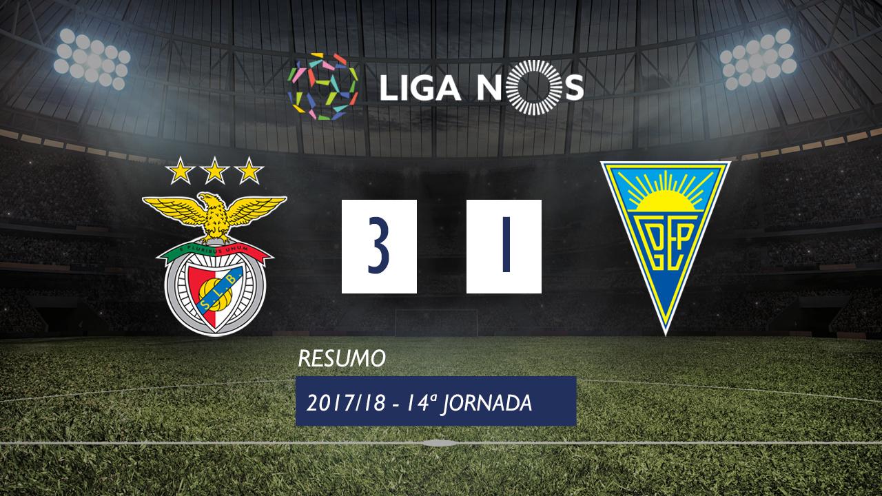 Benfica Estoril goals and highlights