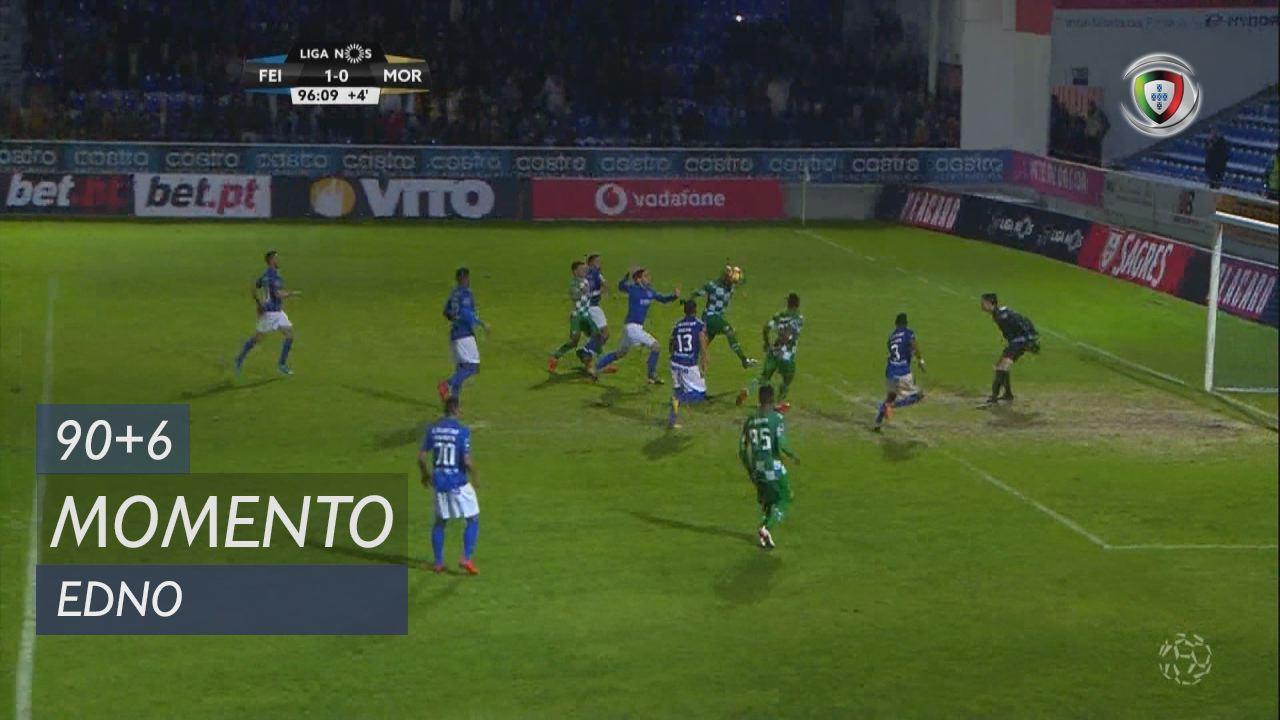 Moreirense FC, Jogada, Edno aos 90'+6'