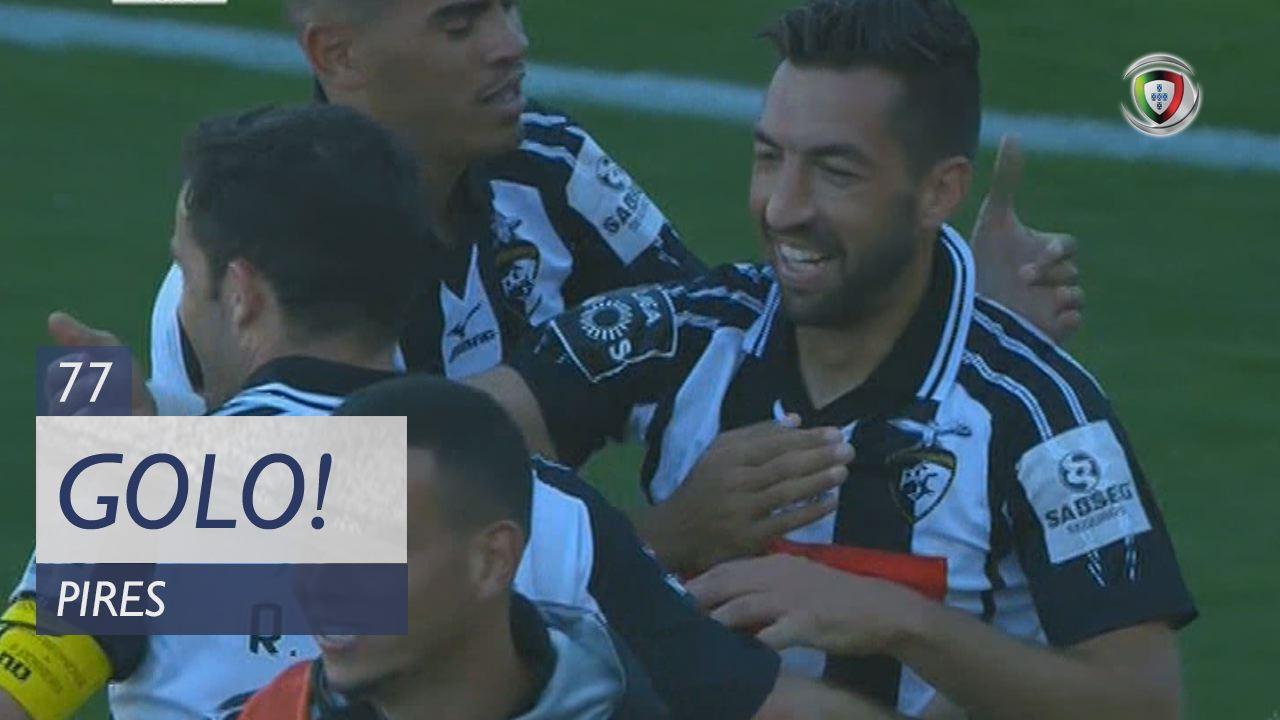 GOLO! Portimonense Pires aos 77&#039, Portimonense 2-0 FC