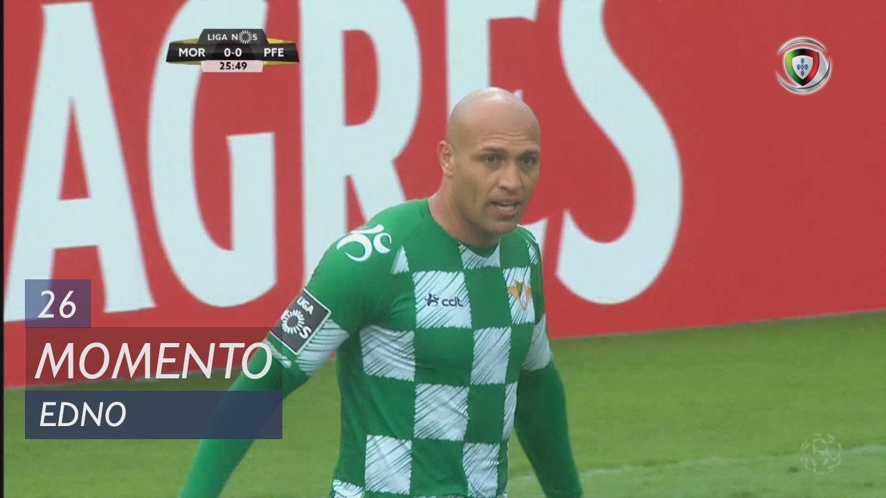 Moreirense FC, Jogada, Edno aos 26'