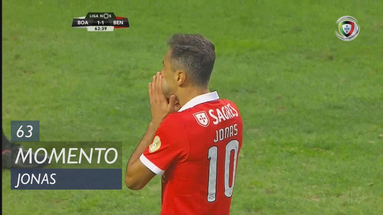 SL Benfica, Jogada, Jonas aos 63'