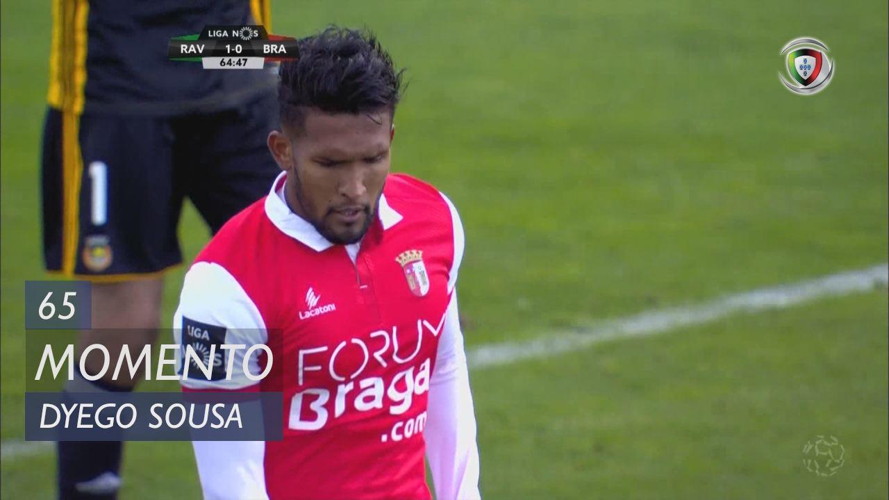SC Braga, Jogada, Dyego Sousa aos 65'