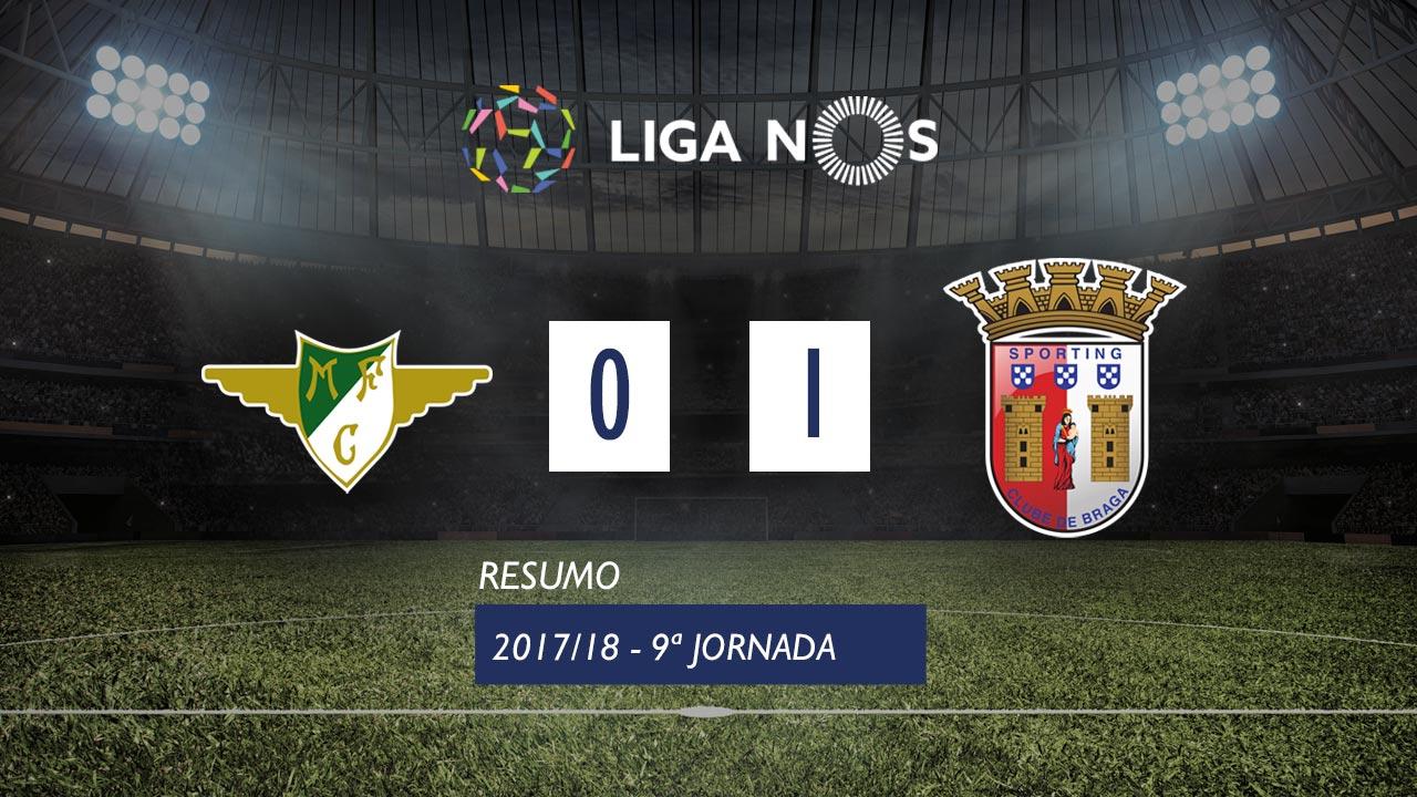Moreirense Braga goals and highlights