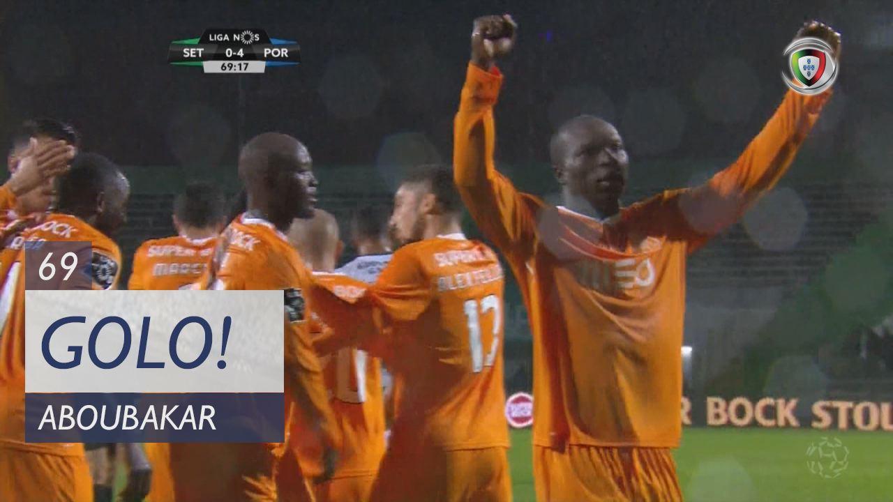 FC Porto, Aboubakar aos 69', Vitória FC 0-4 FC Porto