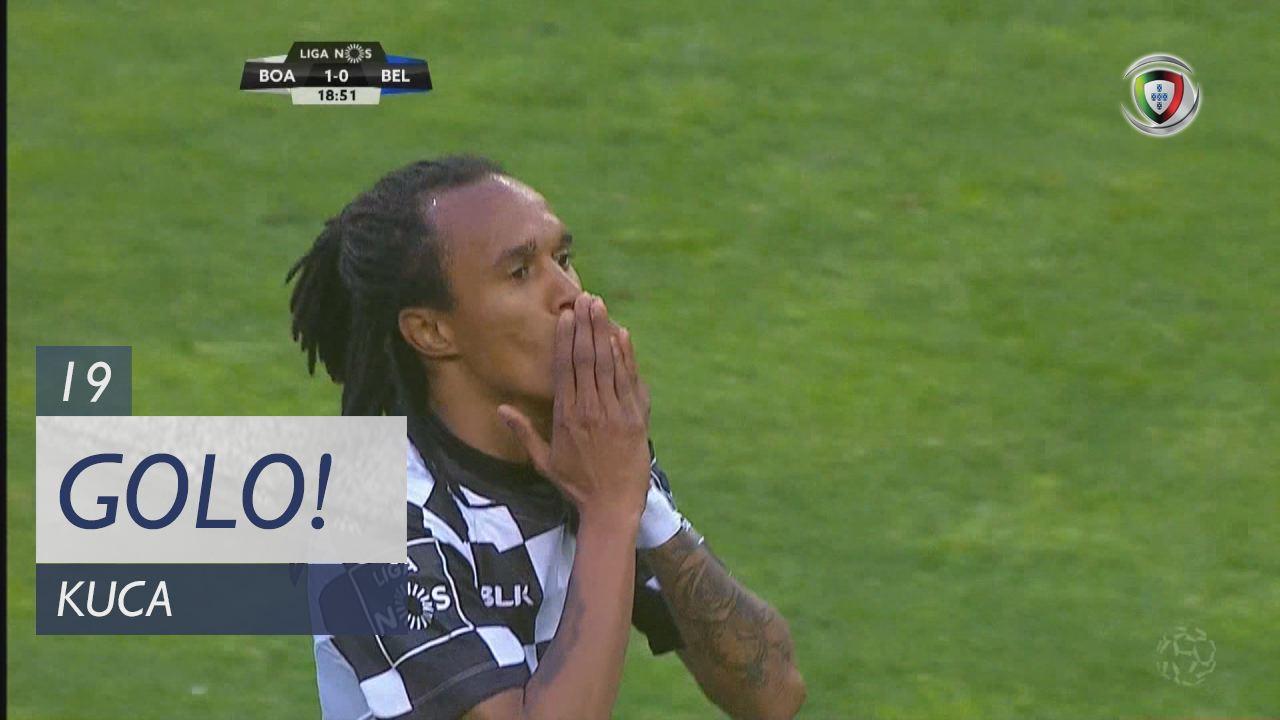 GOLO! Boavista FC, Kuca aos 19', Boavista FC 1-0 Os Belenenses