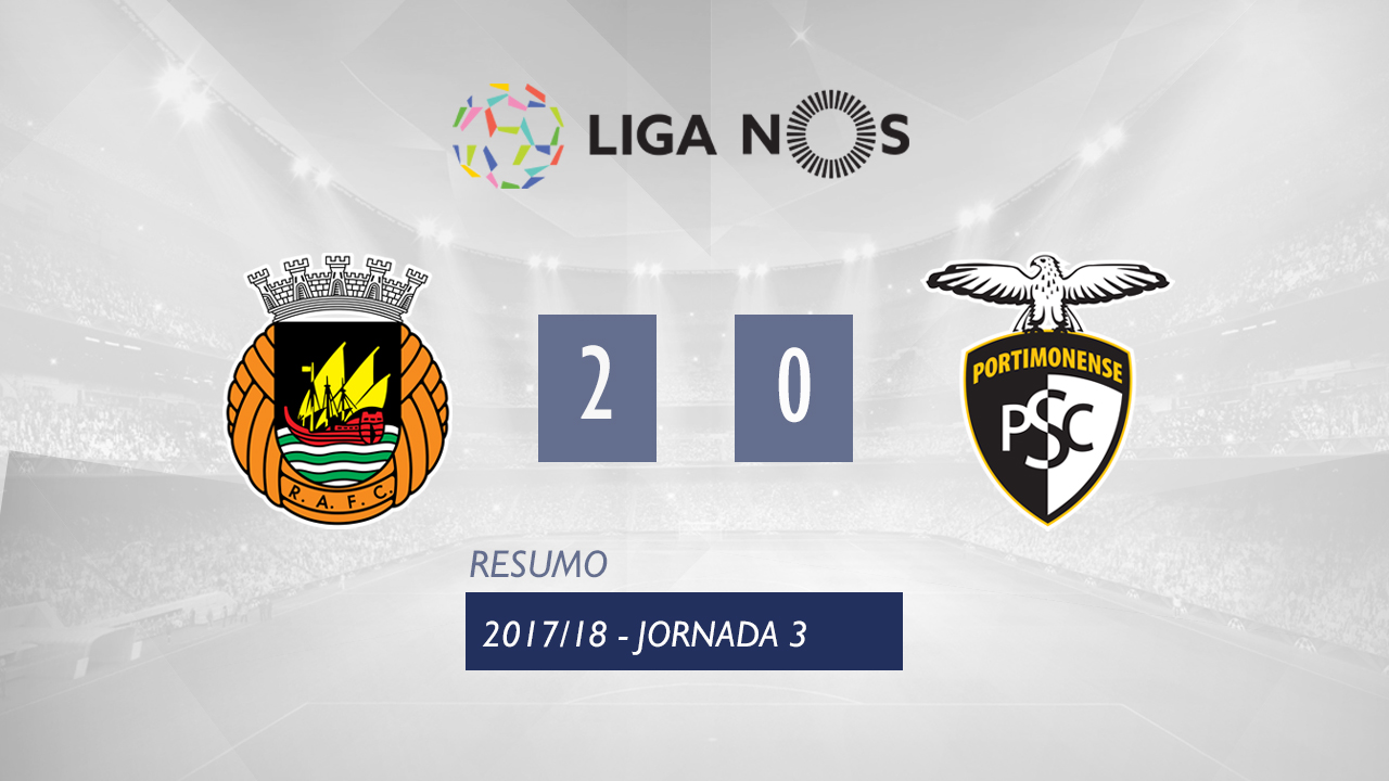 Rio Ave Portimonense goals and highlights