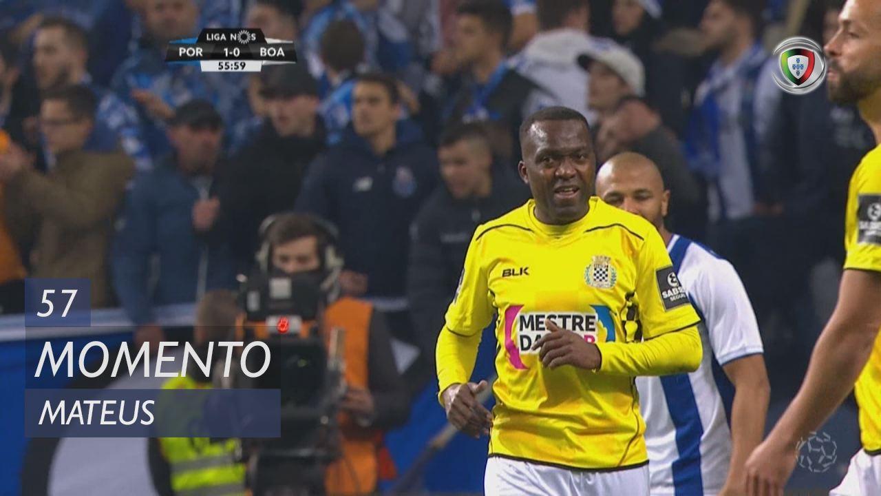Boavista FC, Jogada, Mateus aos 57'