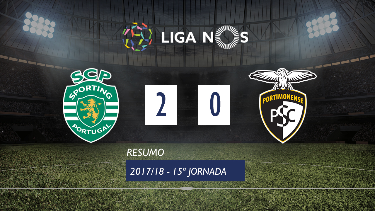 Sporting Lisbon Portimonense goals and highlights