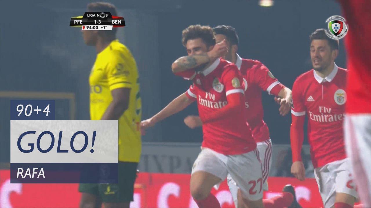 SL Benfica, Rafa aos 90'+4', FC P.Ferreira 1-3 SL Benfica