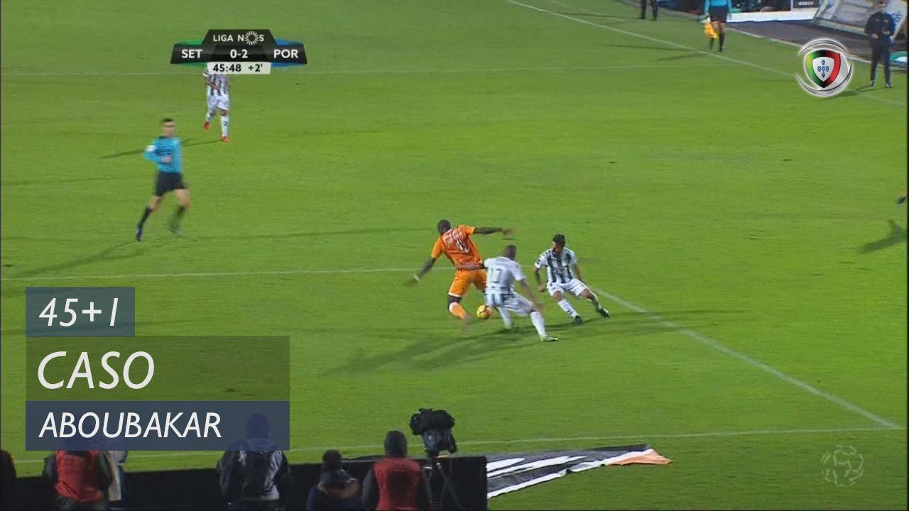 FC Porto, Caso, Aboubakar aos 45'+1'