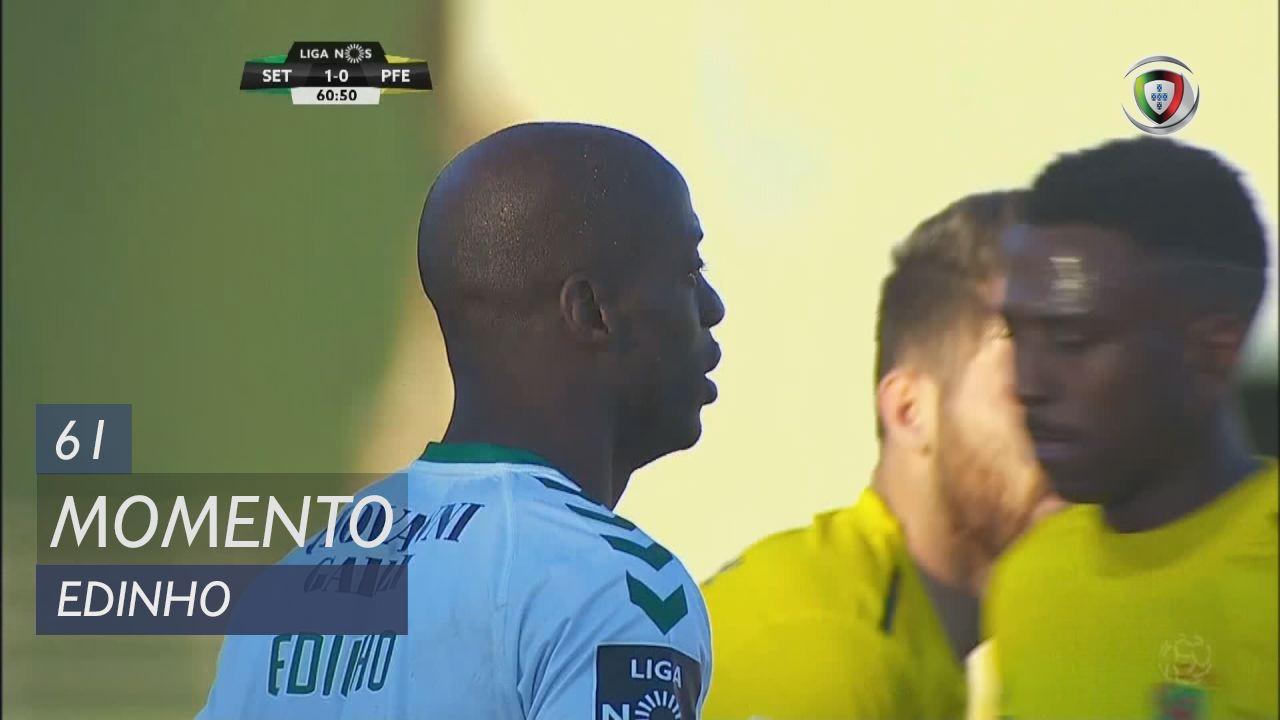 Vitória FC, Jogada, Edinho aos 61'