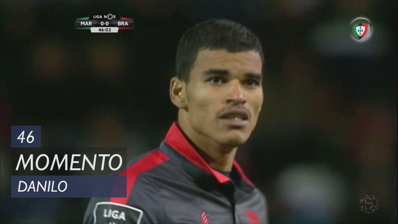 SC Braga, Jogada, Danilo aos 46'