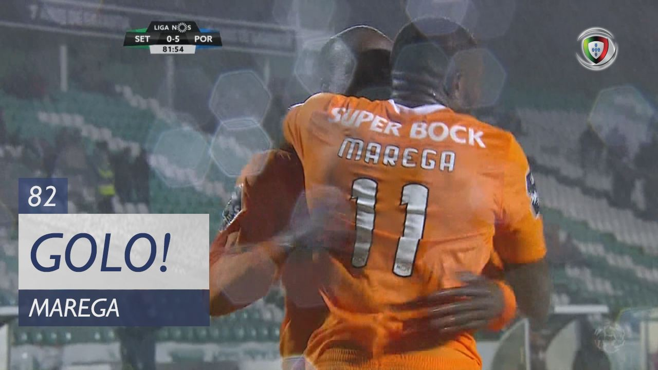 FC Porto, Marega aos 82', Vitória FC 0-5 FC Porto