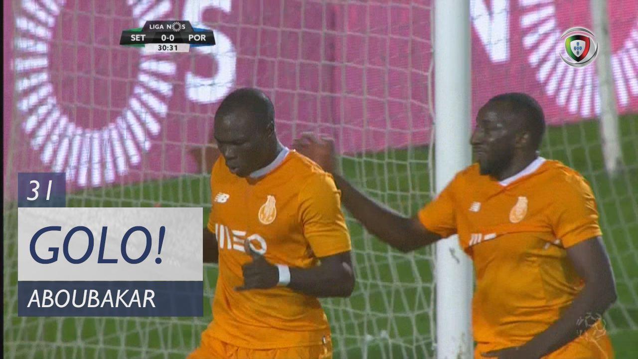 FC Porto, Aboubakar aos 31', Vitória FC 0-1 FC Porto