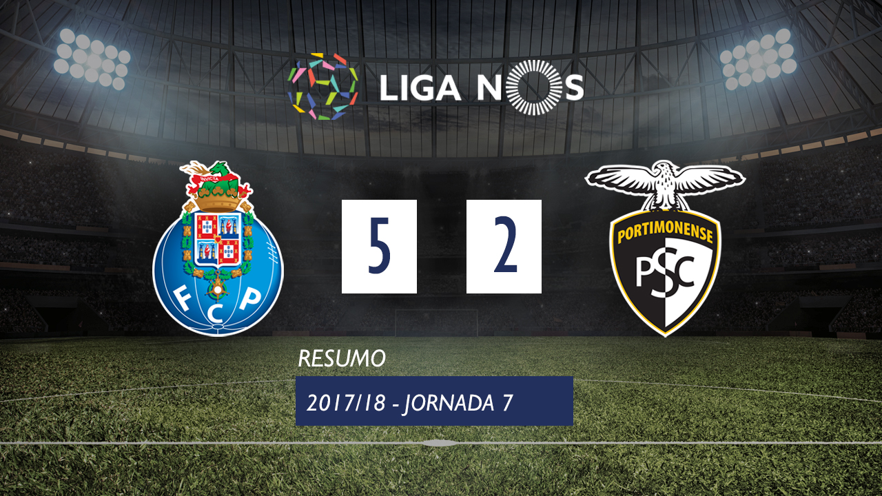 FC Porto Portimonense goals and highlights