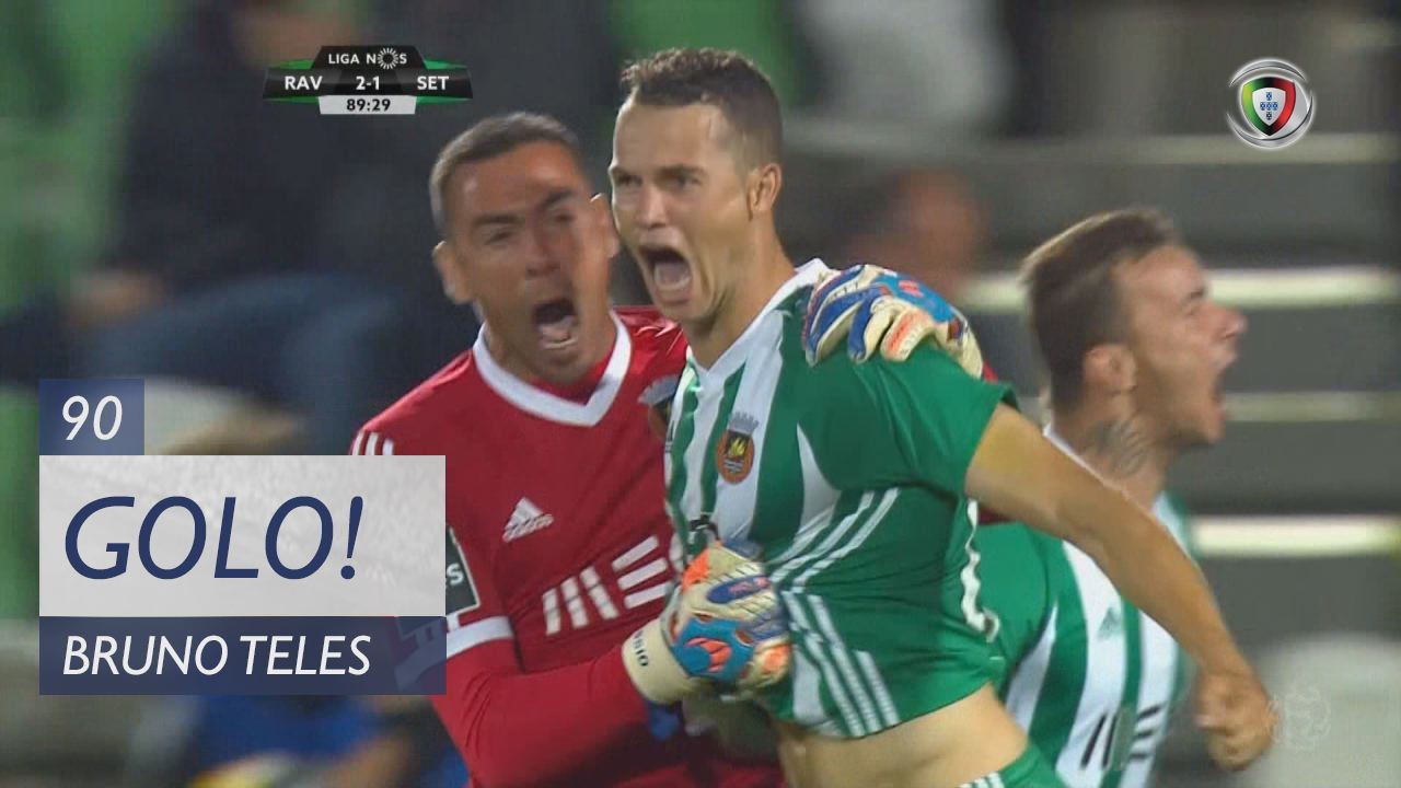 Rio Ave Setubal goals and highlights
