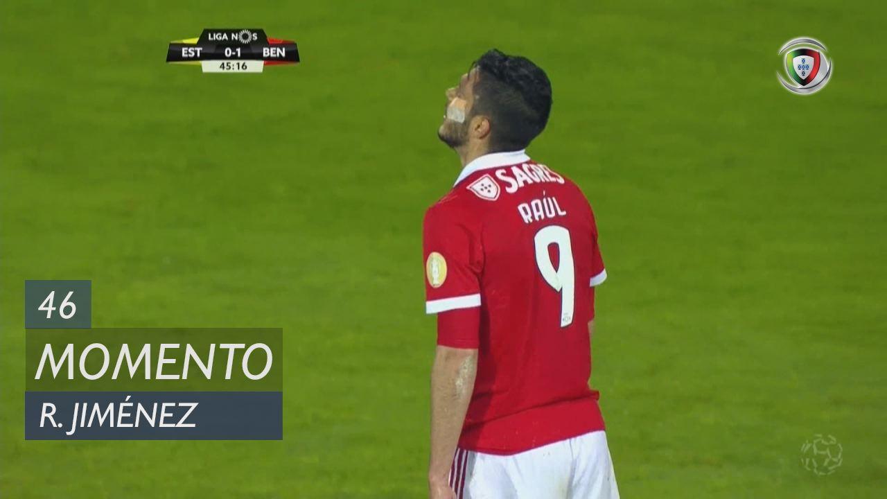 SL Benfica, Jogada, R. Jiménez aos 45'+2'
