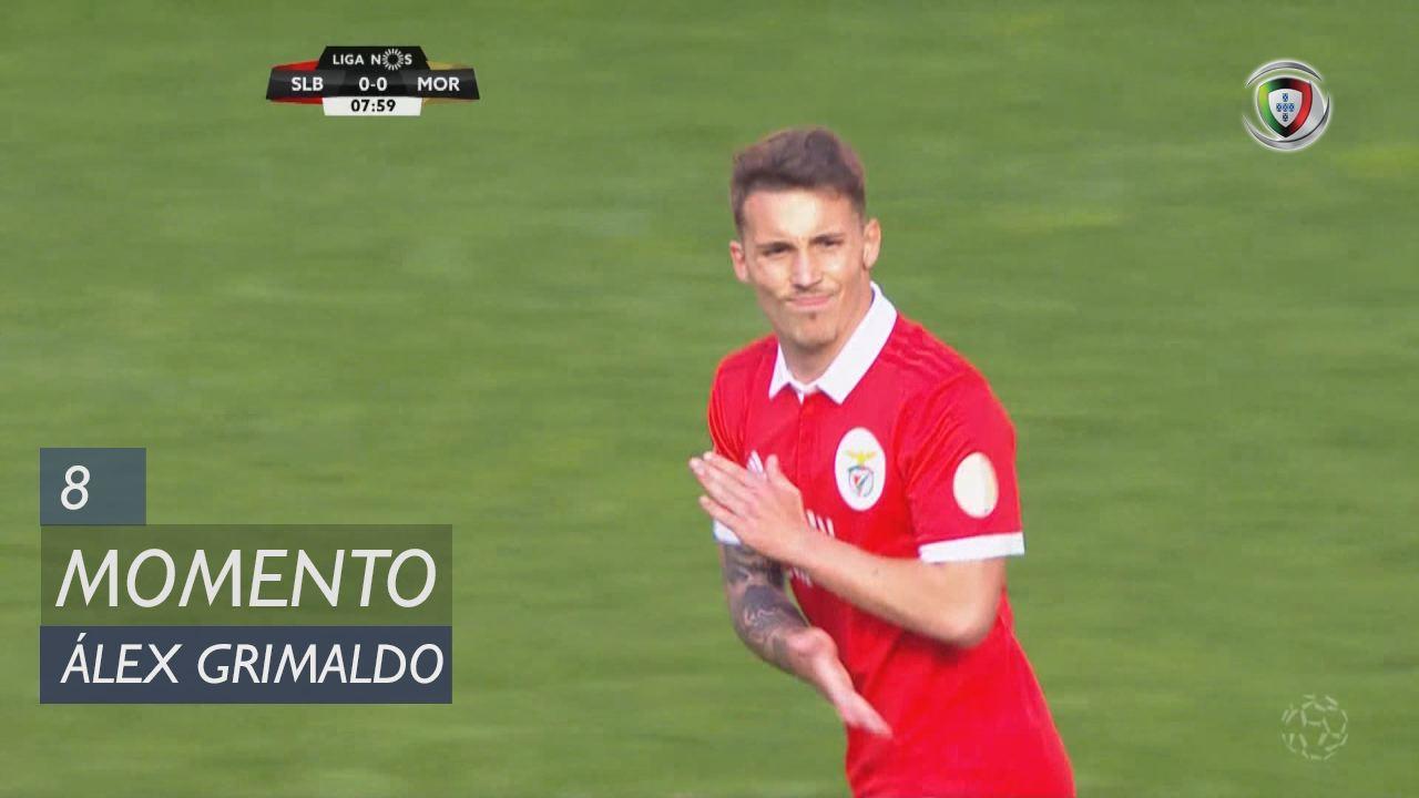 SL Benfica, Jogada, Álex Grimaldo aos 8'
