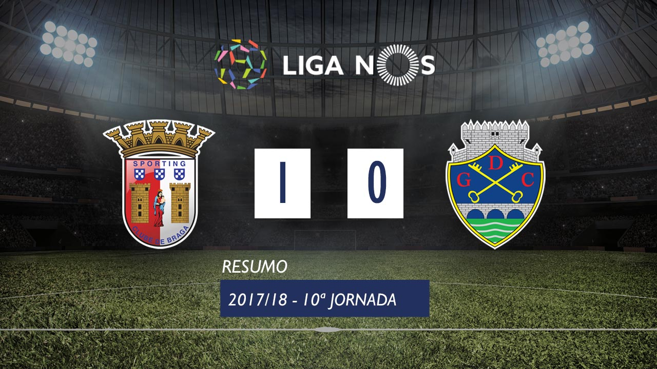Braga Chaves goals and highlights