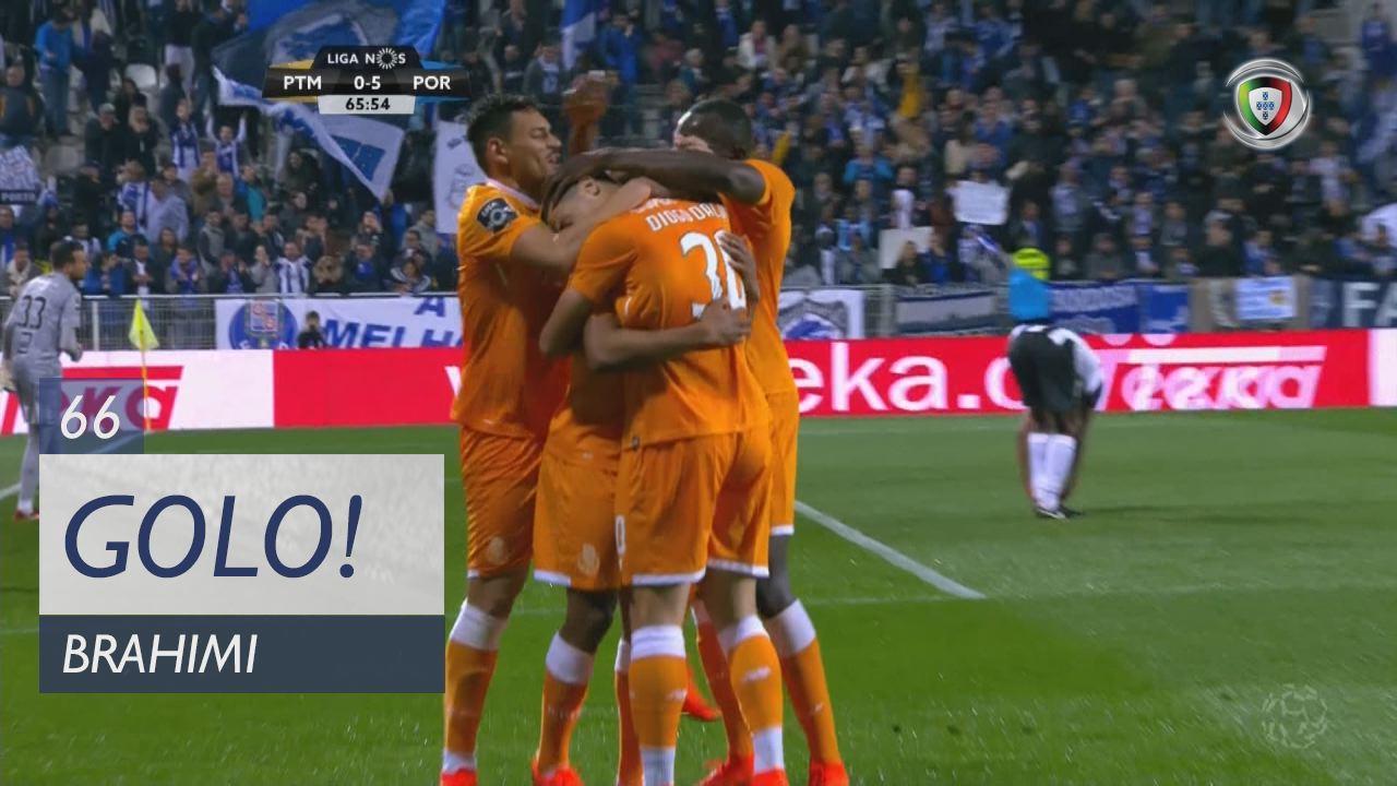 FC Porto, Brahimi aos 66', Portimonense 0-5 FC Porto