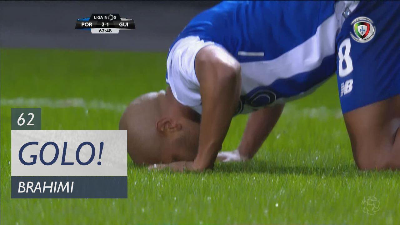 FC Porto, Brahimi aos 62', FC Porto 2-1 Vitória SC