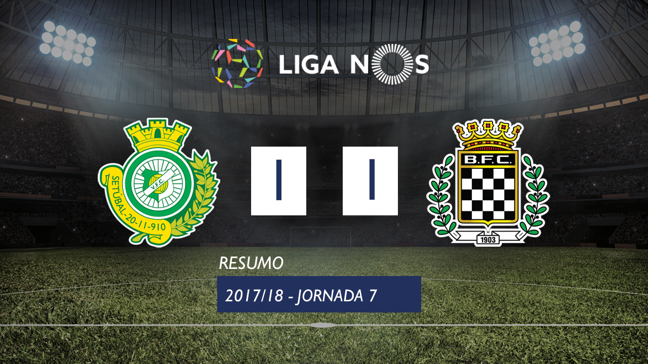 Setubal Boavista goals and highlights
