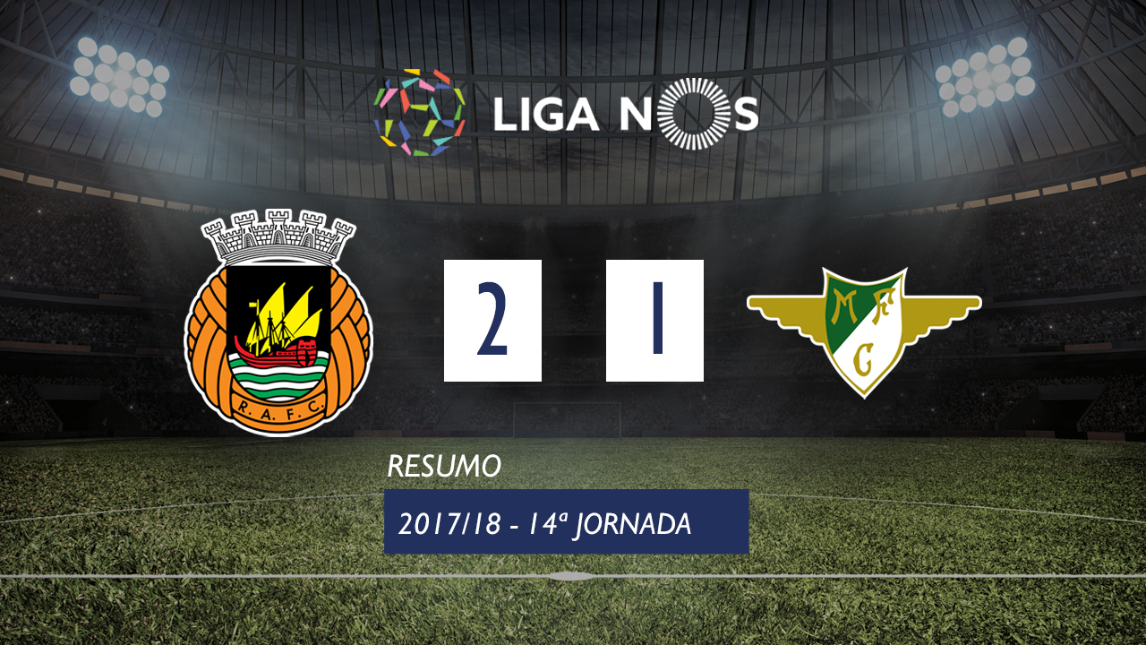 Rio Ave Moreirense goals and highlights
