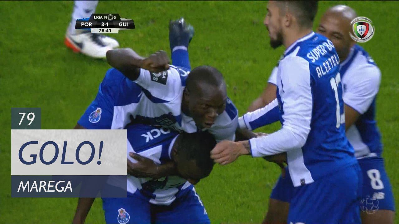 FC Porto, Marega aos 79', FC Porto 3-1 Vitória SC