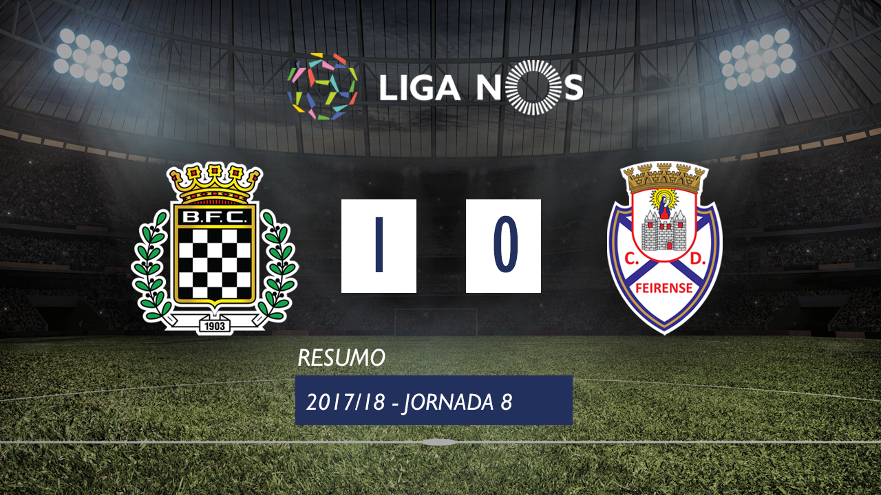 Boavista Feirense goals and highlights