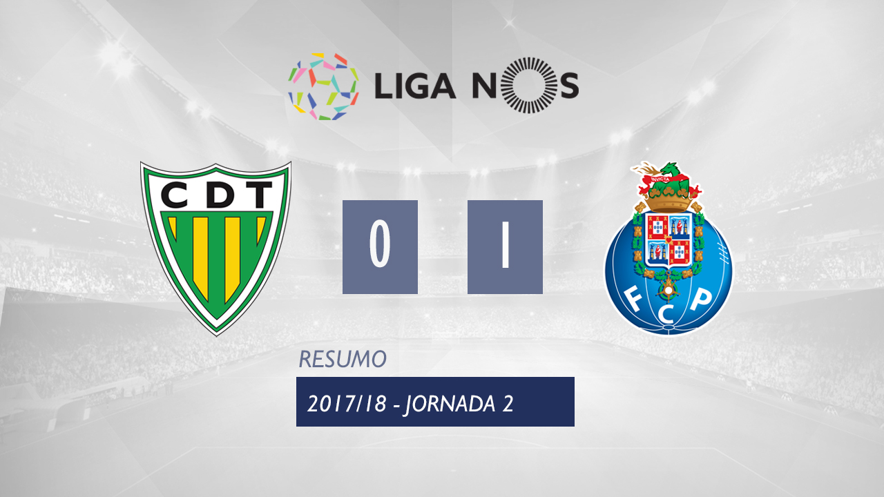 Tondela FC Porto goals and highlights