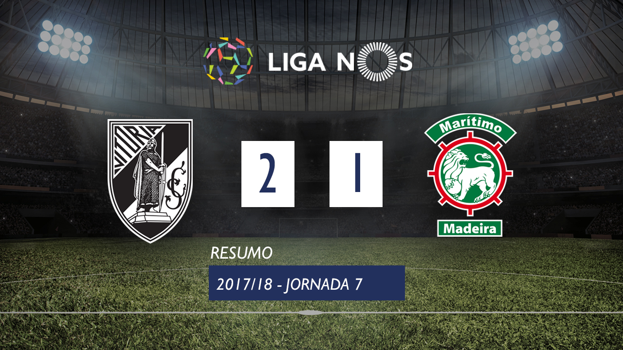 Guimaraes Maritimo goals and highlights