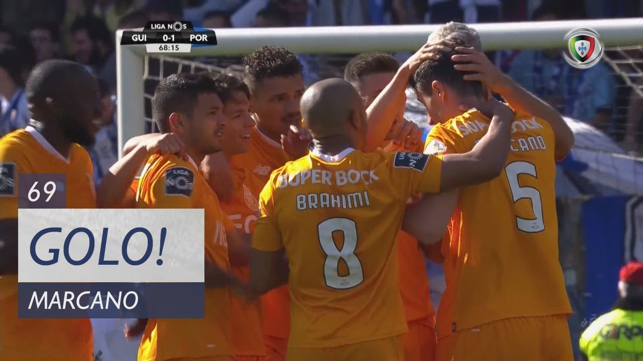 GOLO! FC Porto, Marcano aos 69', Vitória SC 0-1 FC Porto