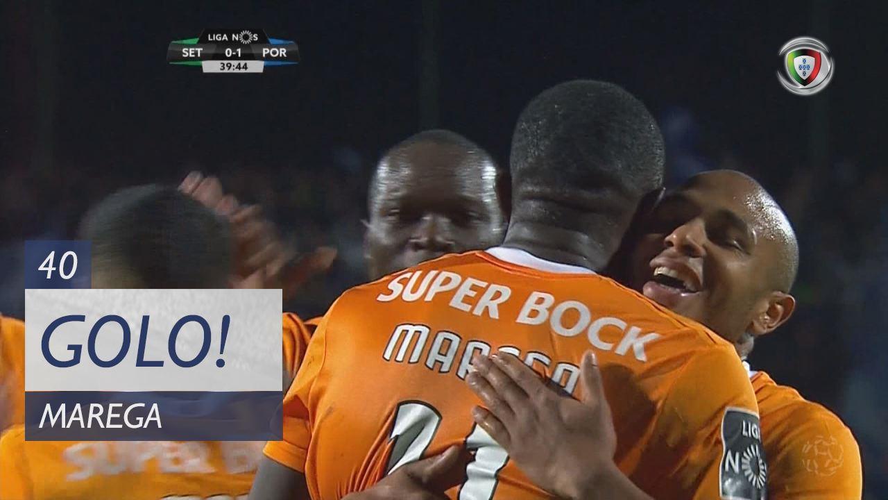 FC Porto, Marega aos 40', Vitória FC 0-2 FC Porto