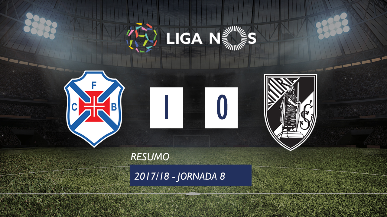 Belenenses Guimaraes goals and highlights