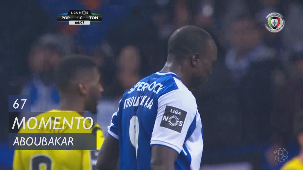 FC Porto, Jogada, Aboubakar aos 67'