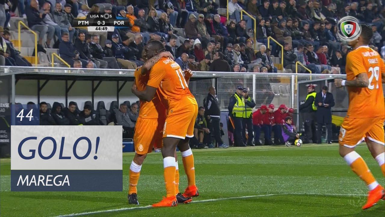 FC Porto, Marega aos 44', Portimonense 0-3 FC Porto