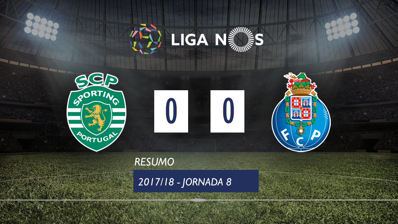 Sporting Lisbon FC Porto goals and highlights