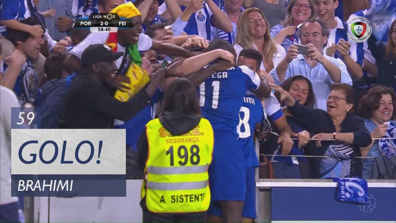 GOLO! FC Porto, Brahimi aos 59', FC Porto 2-0 CD Feirense
