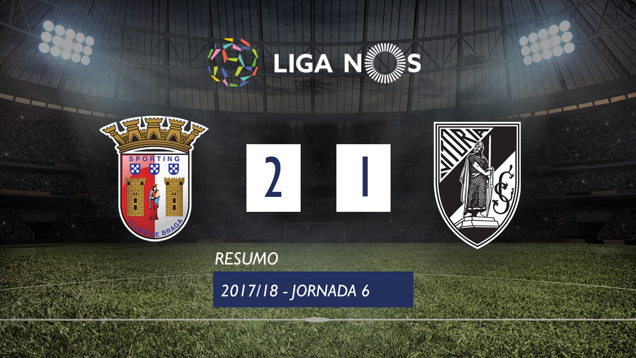 Braga Guimaraes goals and highlights