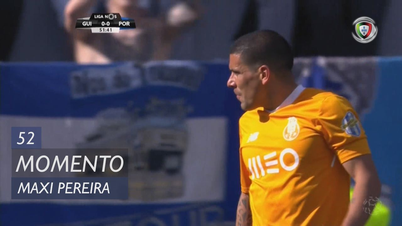 FC Porto, Jogada, Maxi Pereira aos 52'