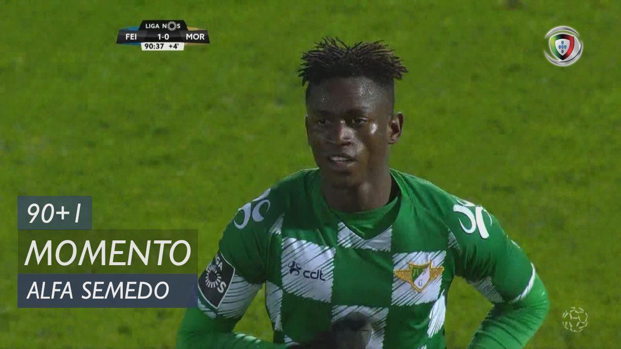 Moreirense FC, Jogada, Alfa Semedo Esteves aos 90'+1'