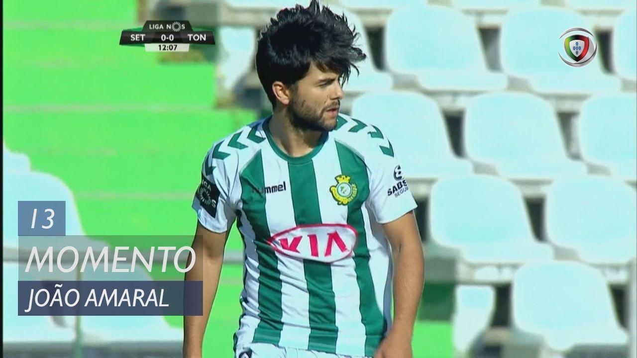 Vitória FC, Jogada, João Amaral aos 13'
