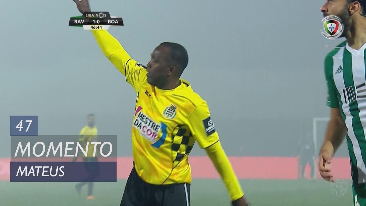 Boavista FC, Jogada, Mateus aos 47'