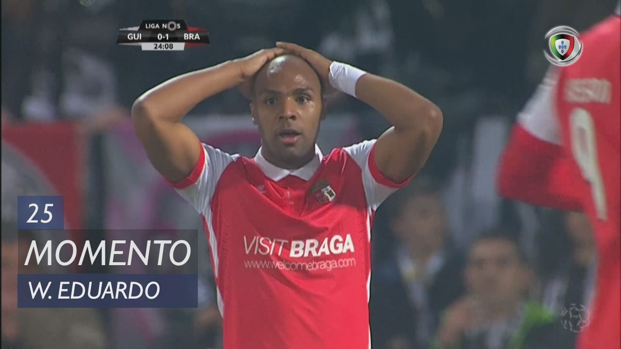 SC Braga, Jogada, Wilson Eduardo aos 25'